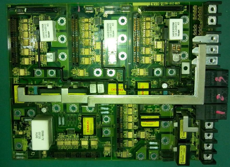 fanuc发那科伺服放大器维修,法兰克电路板维修