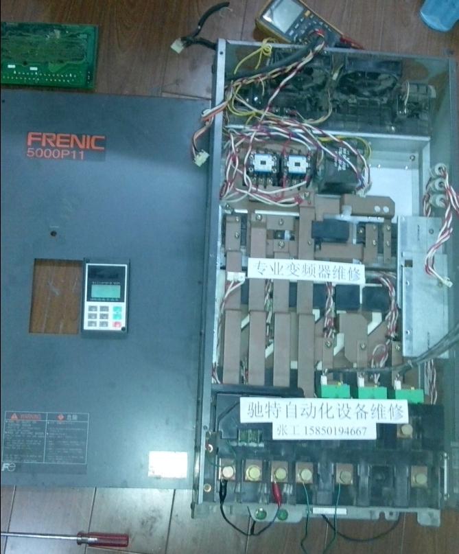 富士ts107o触摸屏电源电路图